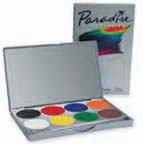Paradise 8 color mini palette